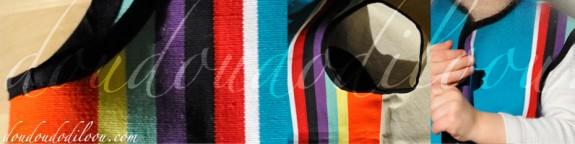 doudoudodiloou.com - gilets de berger JCA extra colorés !