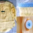 Depuis que j'ai les «carnets de couture Boys & Girls» (144 fr chez les JCA), la chemise de grand-père est ma préférée ; elle me fait de l'œil …mais ma […]